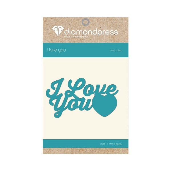 Diamond Press - Die - I Love You