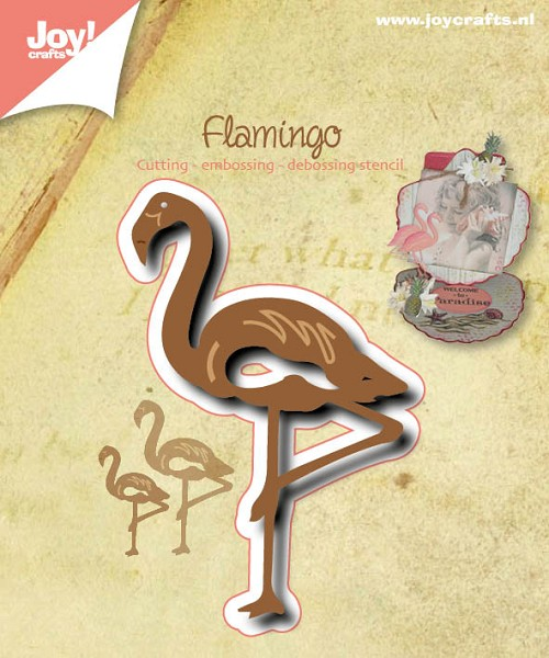 Joy! crafts - Die - Flamingo