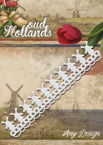 Amy Design - Die - Oud-Hollands - Molenrand - ADD10052