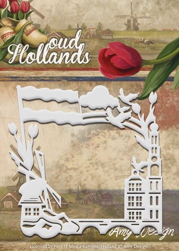 Amy Design - Die - Oud-Hollands - Holland Frame - ADD10046