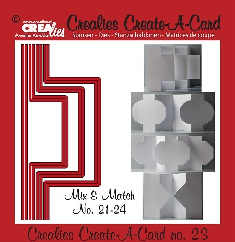 Crealies - Die - Create-A-Card - CCAC23