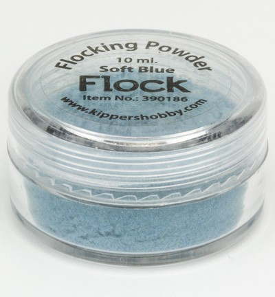 Kippers Hobby - MBoss - Flocking Powder: Soft Blue - 390186