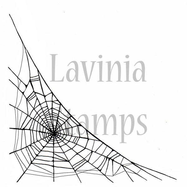 Lavinia Stamps - Clearstamp - Fairy Web - LAV286