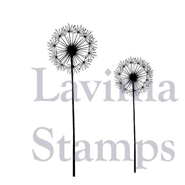 Lavinia Stamps - Clearstamp - Fairy Dandelions - LAV0373