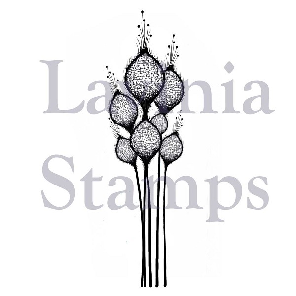 Lavinia Stamps - Clearstamp - Fairy Thistles - LAV378