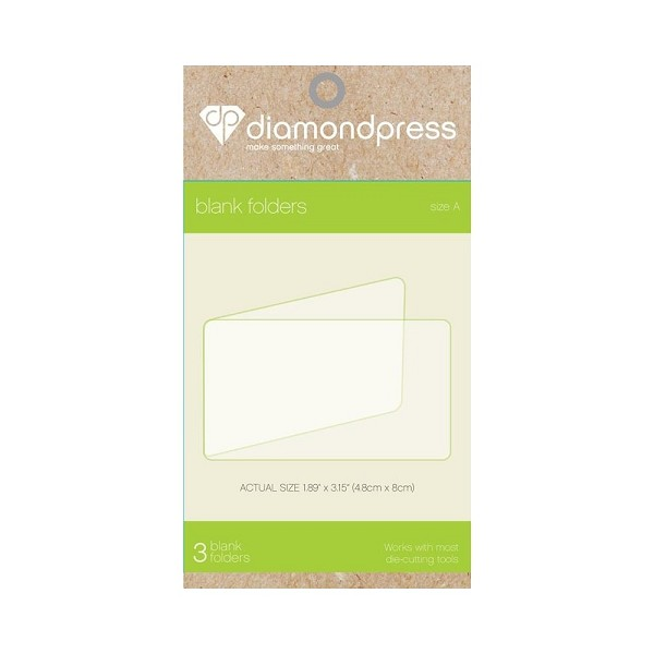 Diamond Press - Blank refill - Folder A - DP1238
