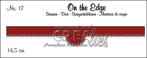 Crealies - Die - On the Edge - No. 17