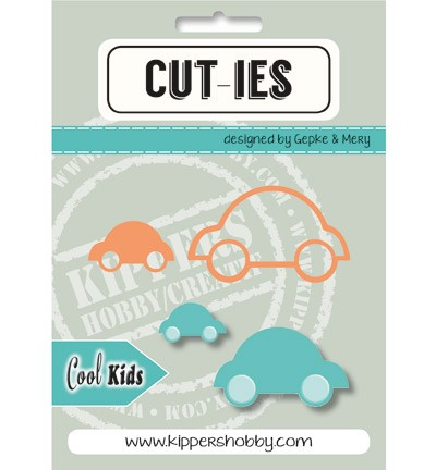 Cut-ies - Die - Cool Kids - Car