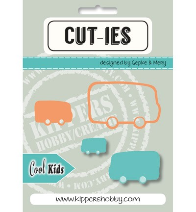 Cut-ies - Die - Cool Kids - Bus