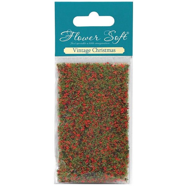 Flower Soft - Sprinkles: Vintage Christmas - 035004FSVCH