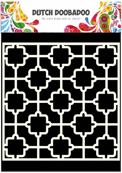 Dutch Doobadoo - Maskingstencil - Tile - 470.715.601