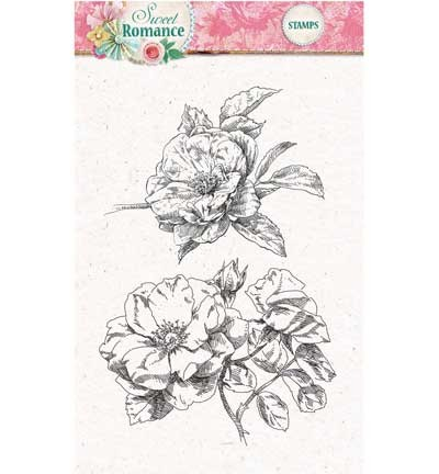 Studio Light - Clearstamp - Sweet Romance - STAMPSR131