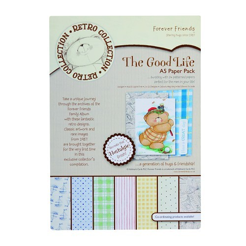 Forever Friends - Paperpack - The Good Life - FFS160104
