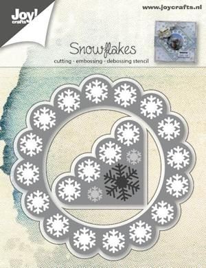 Joy! crafts - Die - Snowflakes