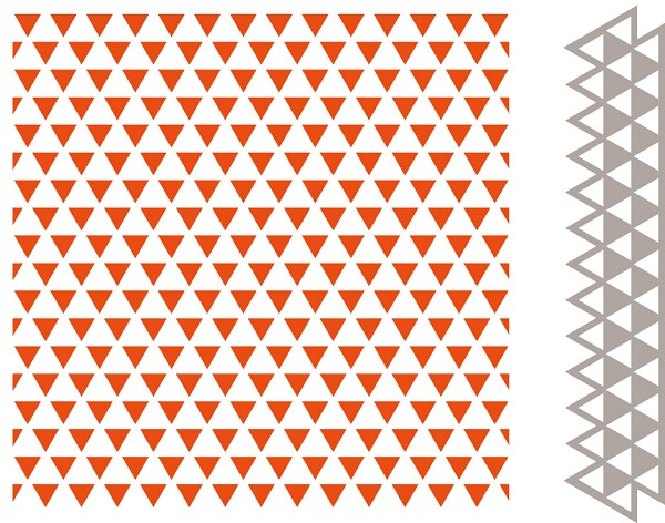 Marianne Design - Design Folder - Triangles - DF3428