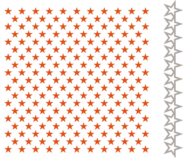 Marianne Design - Design Folder - Little Stars - DF3427