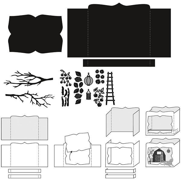 Afbeeldingsresultaat voor marianne design box card