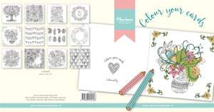 Marianne Design - Colour Your Cards - Everyday - PK9136