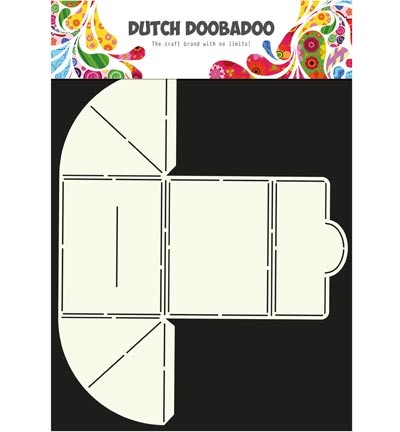 Dutch Doobadoo - Envelop Art - Fold Bag - 470.713.031