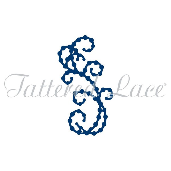 Tattered Lace - Die - Mini Pearl Flourish 6