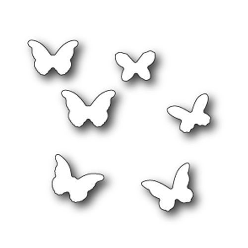 Memory box - Die - Mini Butterflies