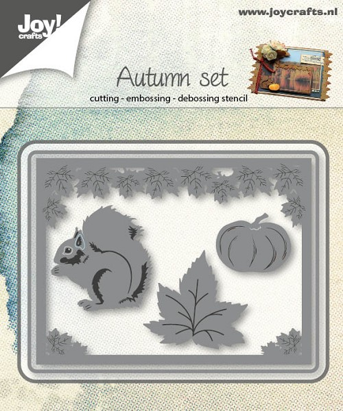 Joy! crafts - Die - Autumn set