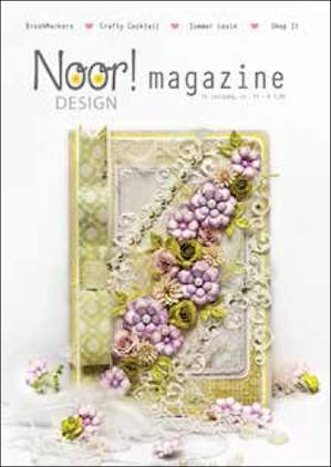 Joy! crafts - NOOR Magazine - editie augustus 2016 - 9000/0110