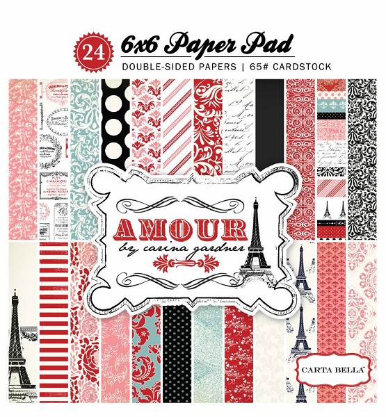 Carta Bella - Paperpack - Amour - CBAM49015