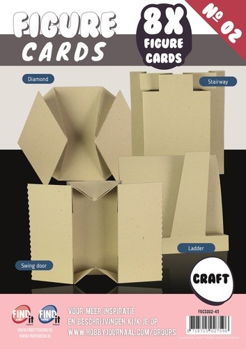 Card Deco - Figure Cards 2: Craft - FGCS002-45
