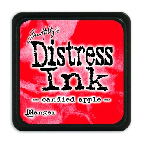 Ranger - Distress Ink - Mini Ink Pads: Candied Apple