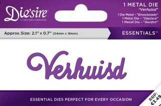 Die`Sire - Die - Essentials - Only Words - Verhuisd - DS-E-W-52-NL