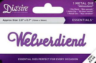 Die`Sire - Die - Essentials - Only Words - Welverdiend - DS-E-W-65-NL