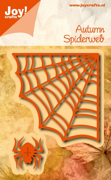Joy! crafts - Noor! Design - Die - Autumn - Spiderweb