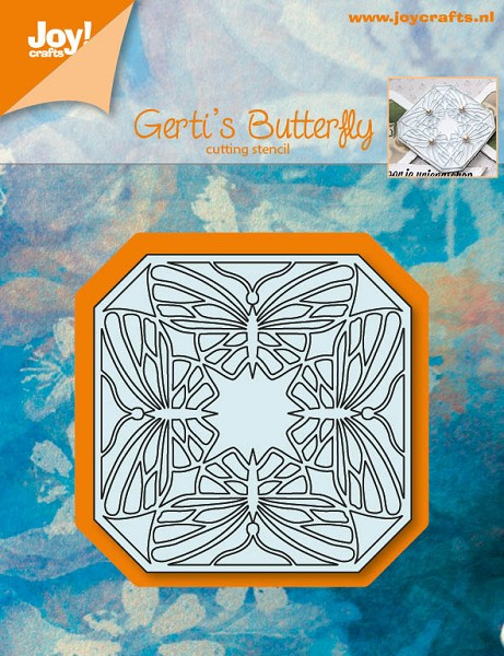Joy! crafts - Die - Gerti `s Butterfly
