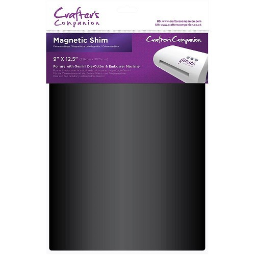 Crafters Companion - Gemini - Magnetic Shim