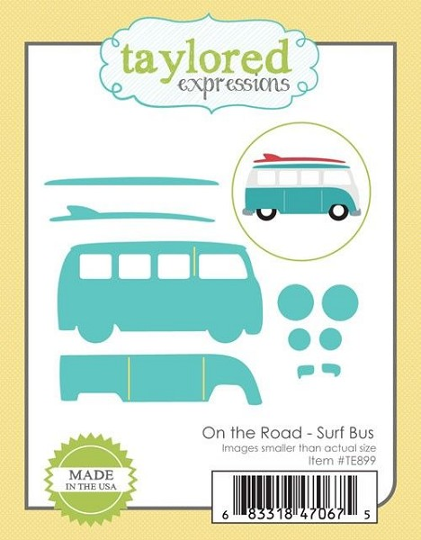 Taylored Expressions - Die - On the road - Surf Bus