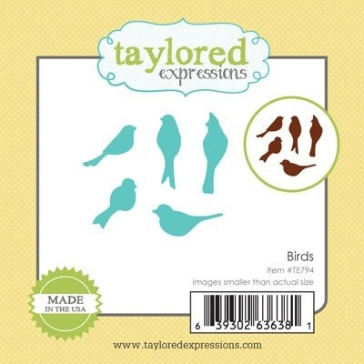 Taylored Expressions - Die - Birds