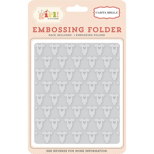Carta Bella - Embossingfolder - Onsie Love - CBIG51031