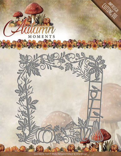 Amy Design - Die - Autumn Moments - Frame - ADD10072