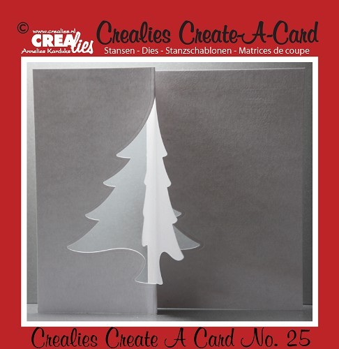Crealies - Die - Create-A-Card - CCAC25