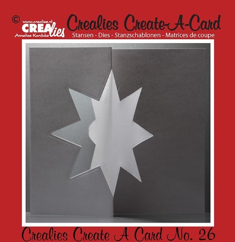 Crealies - Die - Create-A-Card - CCAC26