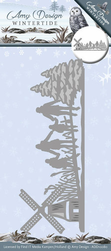 Amy Design - Die - Wintertide - Scenery - ADD10080