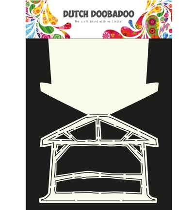 Dutch Doobadoo - Card Art - Crib - 470.713.612