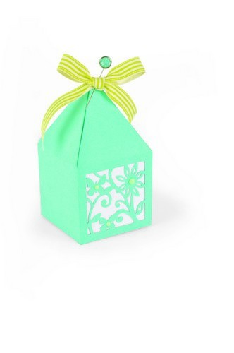 Sizzix - Die - Thinlits - Pretty Petal Box