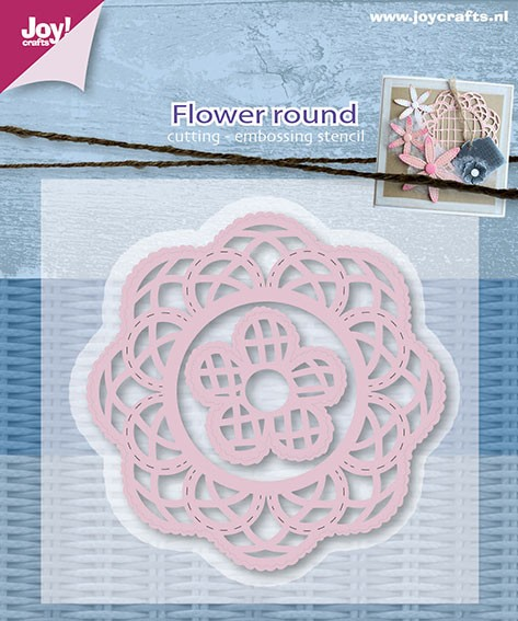 Joy! crafts - Die - Cutting & Embossing - Flower Round