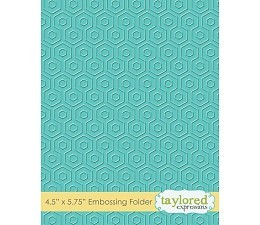 Taylored Expressions - Embossingfolder - Ah-maze-ing