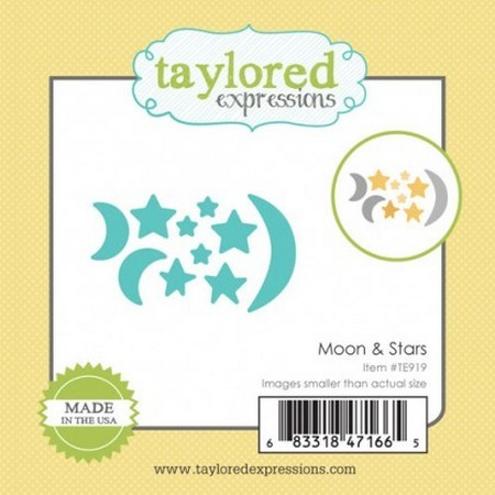 Taylored Expressions - Die - Moon & Stars