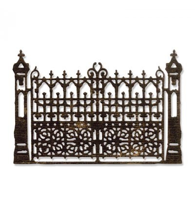 Sizzix - Die - Thinlits - Gothic Gate