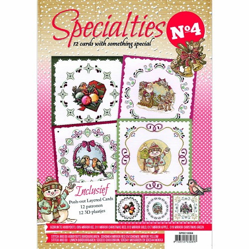 Card Deco - Hobbyboeken - Specialties - No. 04 - SPEC10004