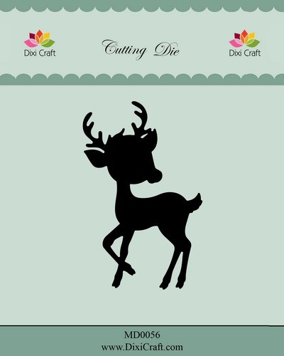 Dixi Craft - Die - Elegant Deer - MD0056